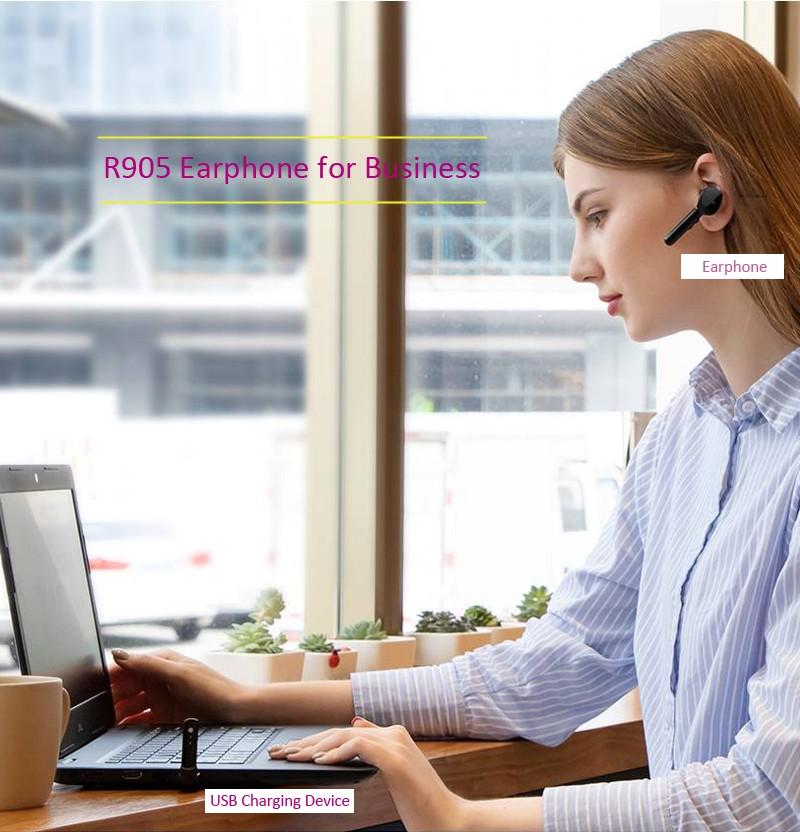 Magnetic Wireless earphone R905