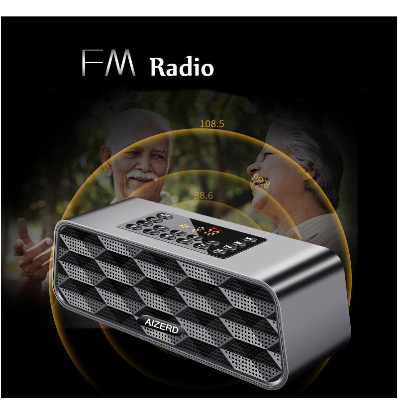 wireless FM radio