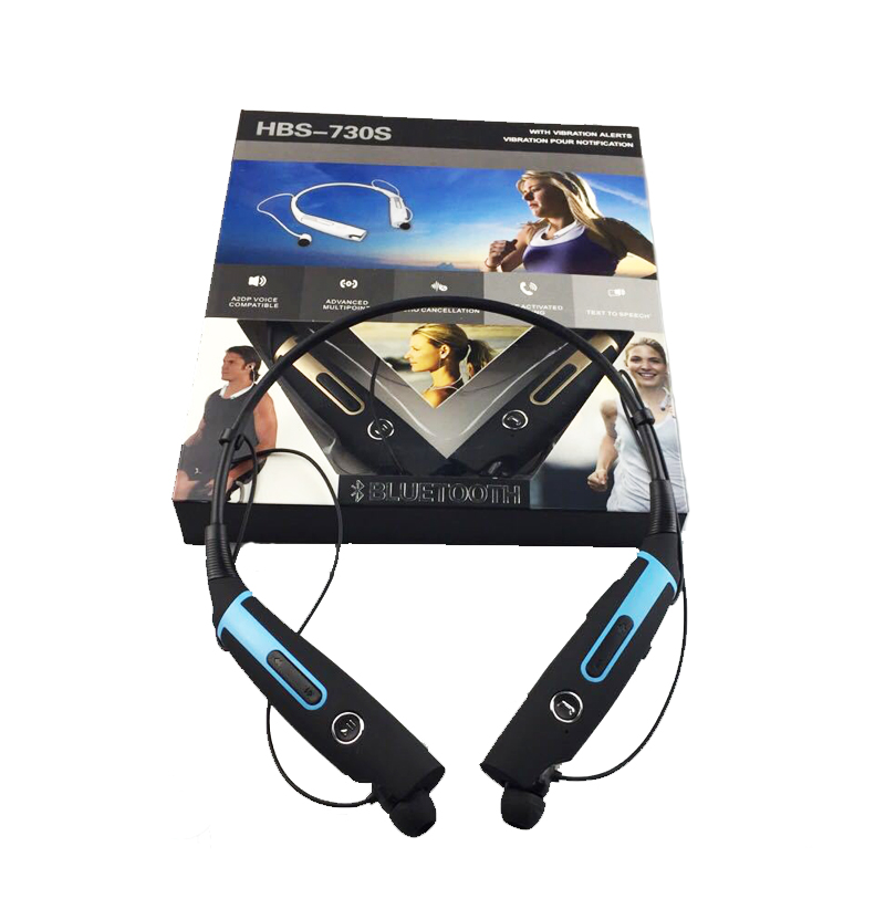Sport Neckband Style Magnetic Earbuds HBS730S