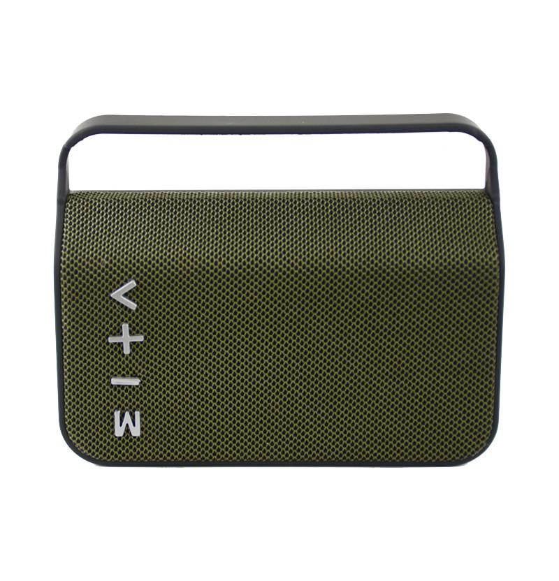 Bluetooth Cloth Speaker with TF card, FM,AUX,USB