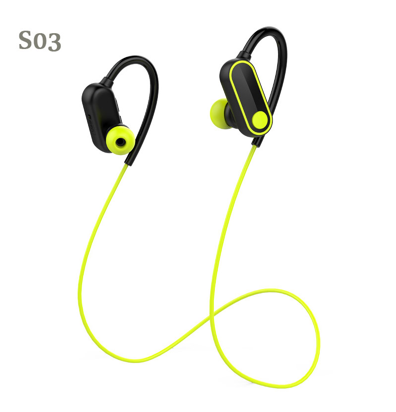 Hands-Stereo Headset S03