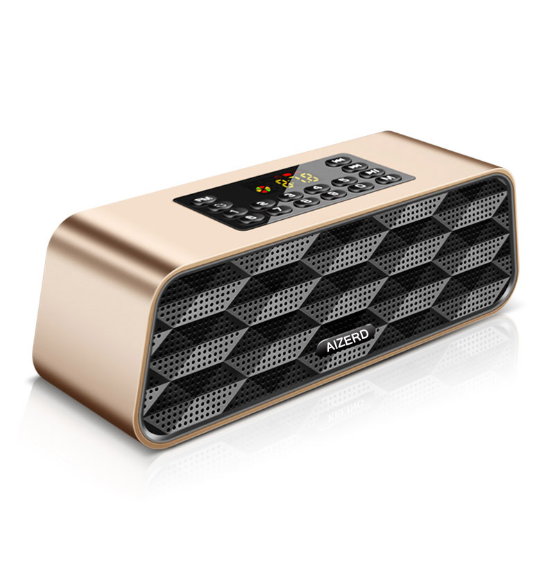 Portable Bluetooth Speaker F6