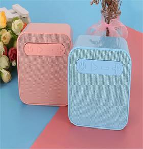 G16 bright shell high quality 3W speaker